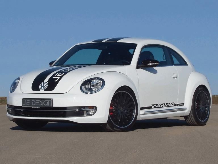 2012 Volkswagen Beetle Turbo by JE Design 332111