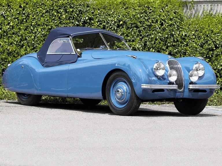 1949 Jaguar XK120 alloy roadster 332287