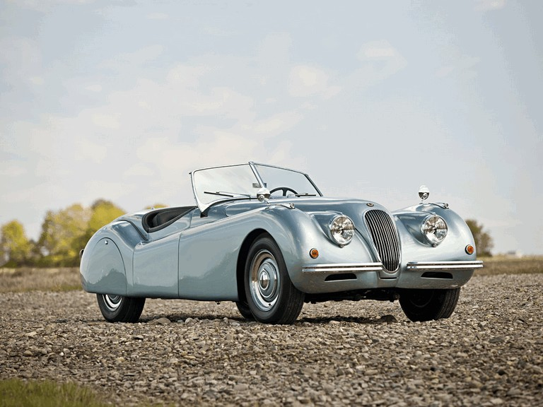 1949 Jaguar XK120 alloy roadster 332289