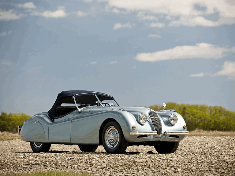 1949 Jaguar XK120 alloy roadster 332290