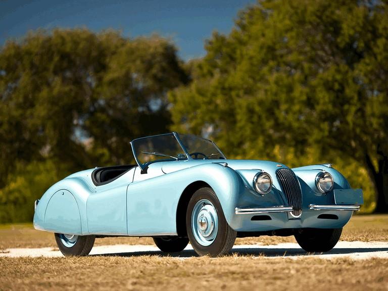 1949 Jaguar XK120 alloy roadster 332292