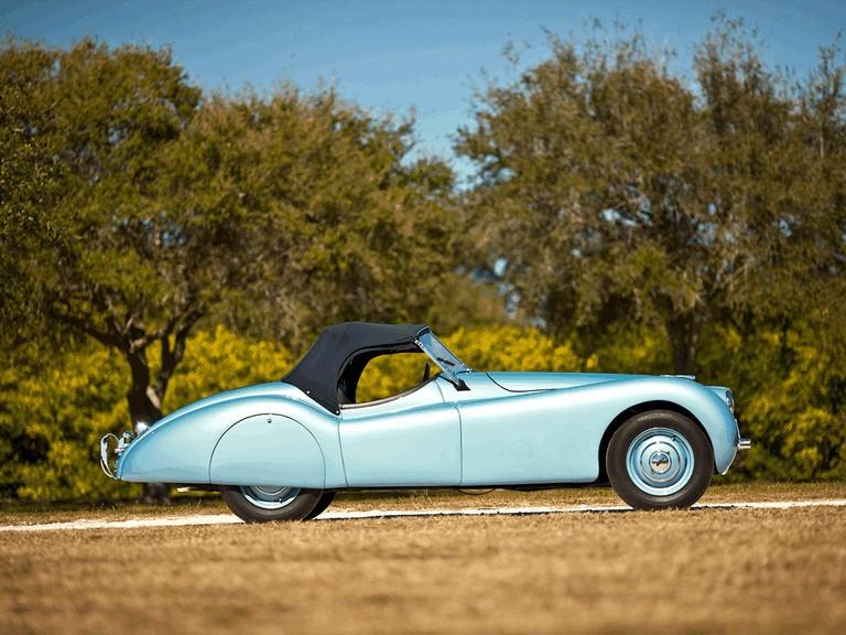 1949 Jaguar XK120 alloy roadster 332293