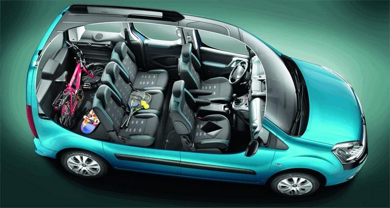 2012 Citroen Berlingo 332427