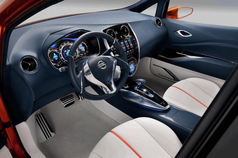 2012 Nissan Invitation concept 337681