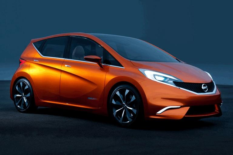 2012 Nissan Invitation concept 337688