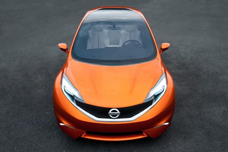 2012 Nissan Invitation concept 337691