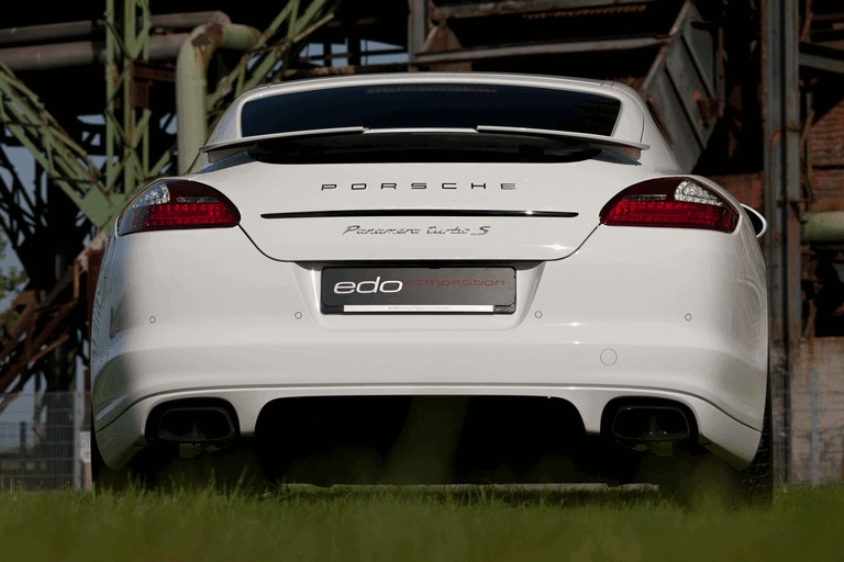 2012 Porsche Panamera Turbo S by Edo Competition 332454