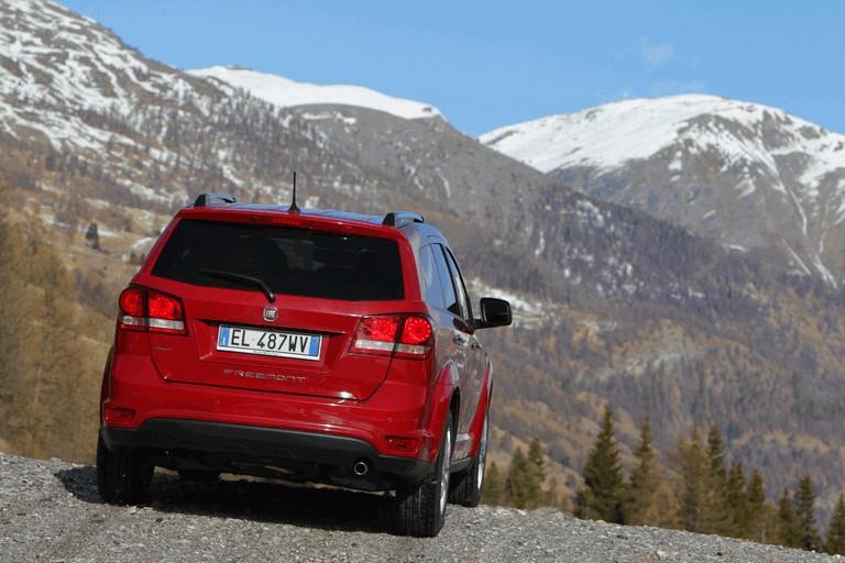 2012 Fiat Freemont AWD 332535