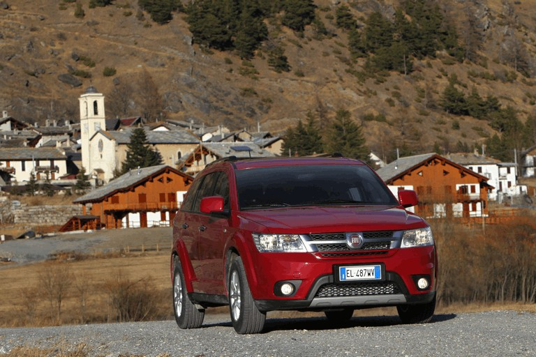 2012 Fiat Freemont AWD 332537