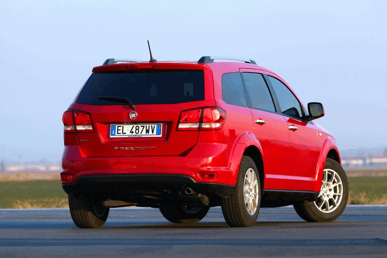 2012 Fiat Freemont AWD 332547
