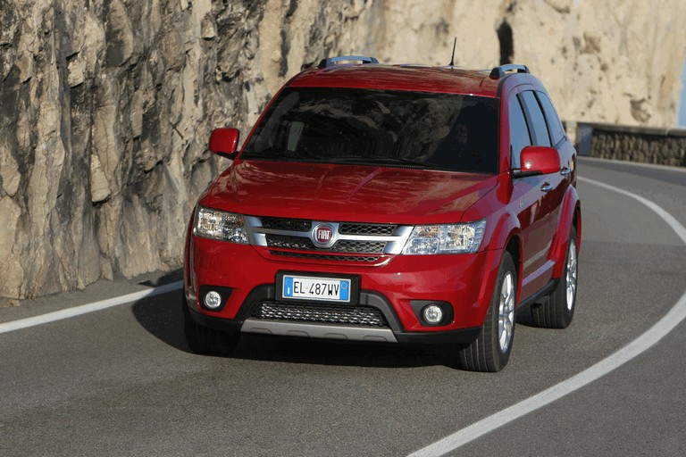 2012 Fiat Freemont AWD 332559