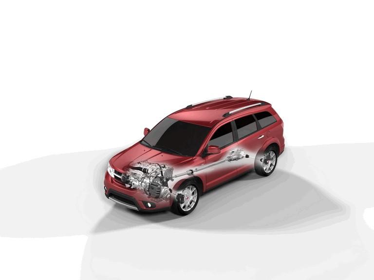 2012 Fiat Freemont AWD 332578