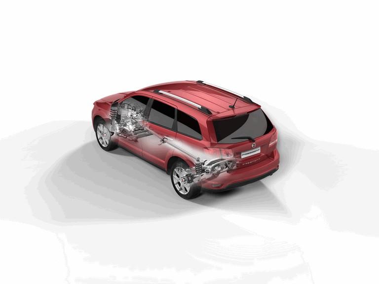 2012 Fiat Freemont AWD 332579
