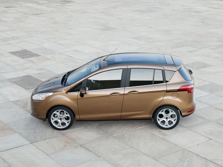 2012 Ford B-Max 336982
