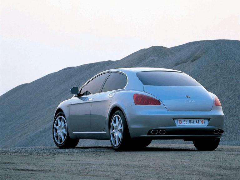 2004 Alfa Romeo Visconti concept by Italdesign 333158