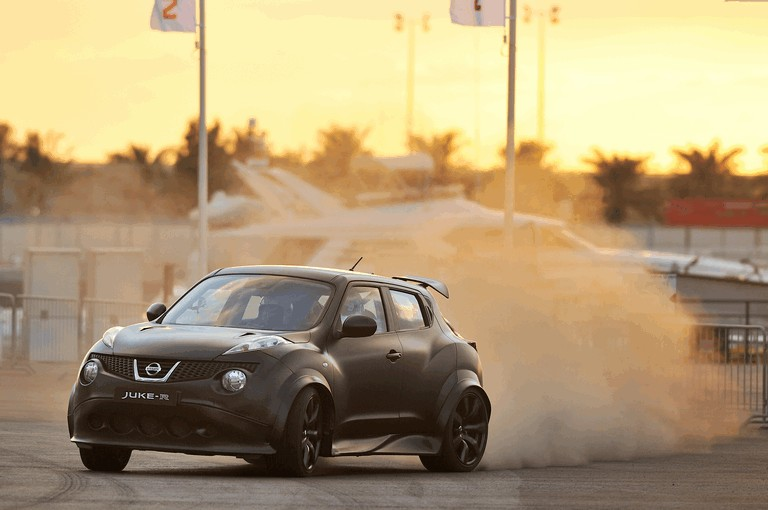 2012 Nissan Juke-R concept - Dubai 333227