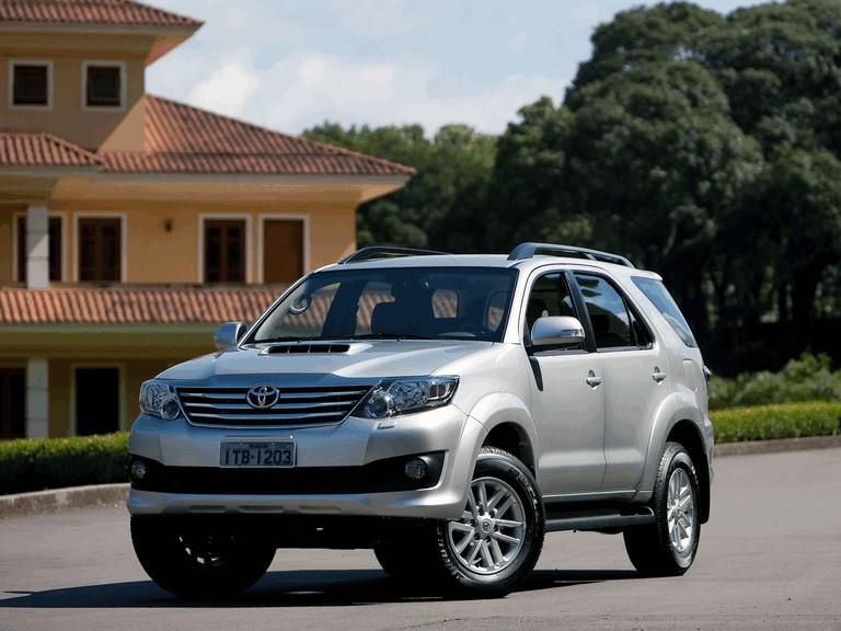 2012 Toyota SW4 333442