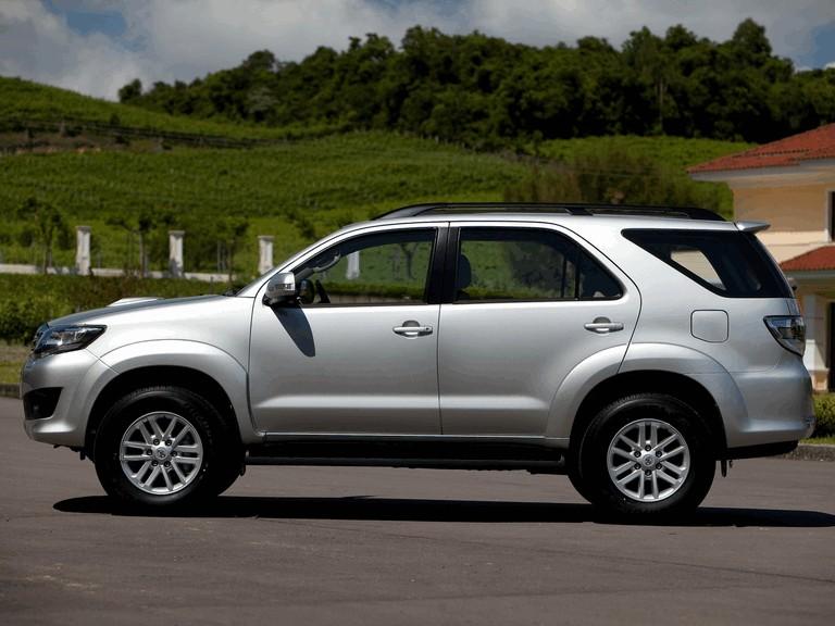 2012 Toyota SW4 333443