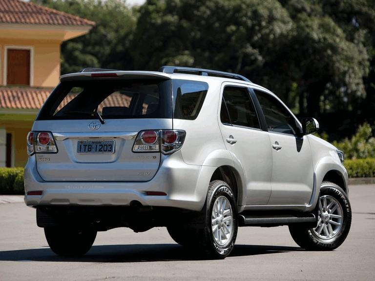 2012 Toyota SW4 333444