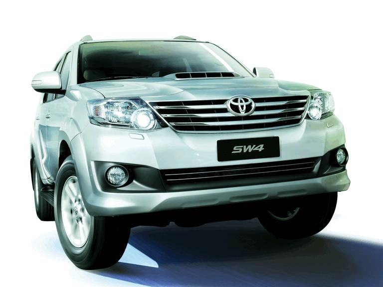 2012 Toyota SW4 333445