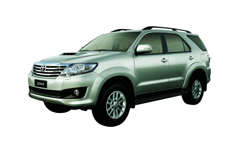 2012 Toyota SW4 333446