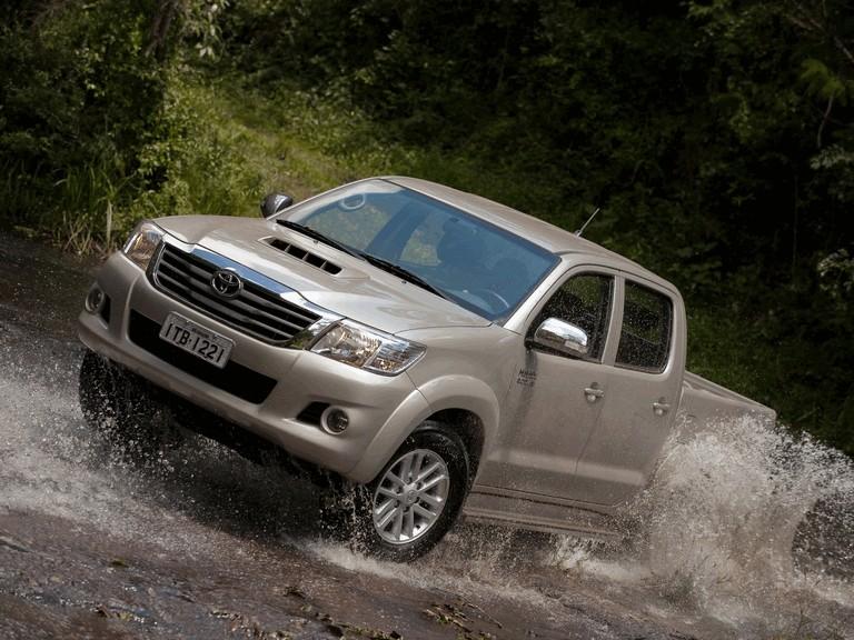 2012 Toyota Hilux SRV Double Cab 333626
