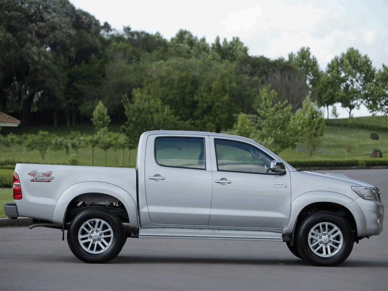 2012 Toyota Hilux SRV Double Cab 333628