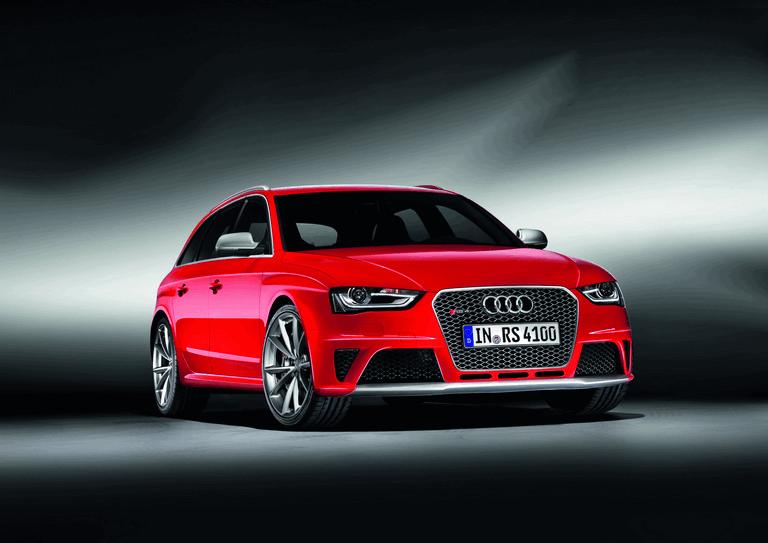 2012 Audi RS4 Avant 334541