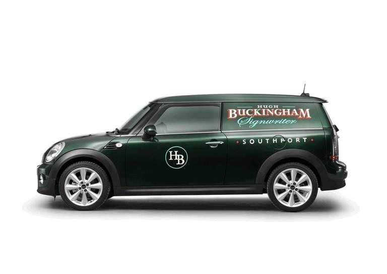 2012 Mini Clubvan concept 334620