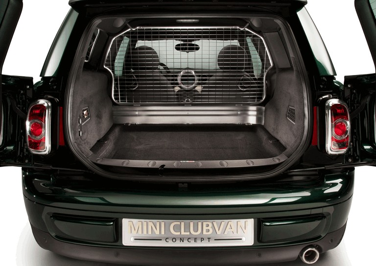 2012 Mini Clubvan concept 334634