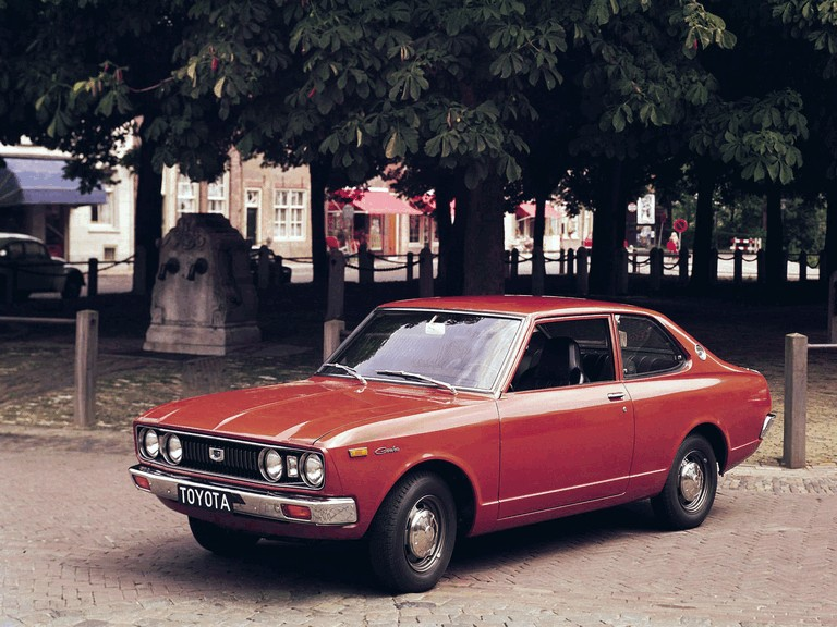 1970 Toyota Carina 334799