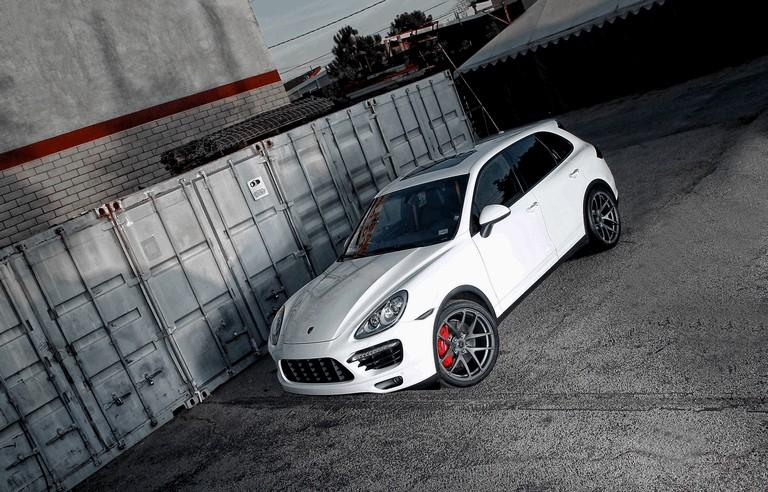 2012 Porsche Cayenne ( 958 ) Turbo by Vornsteiner 335007
