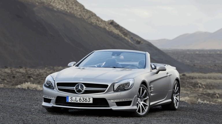 2012 Mercedes-Benz SL ( R231 ) 63 AMG 336378