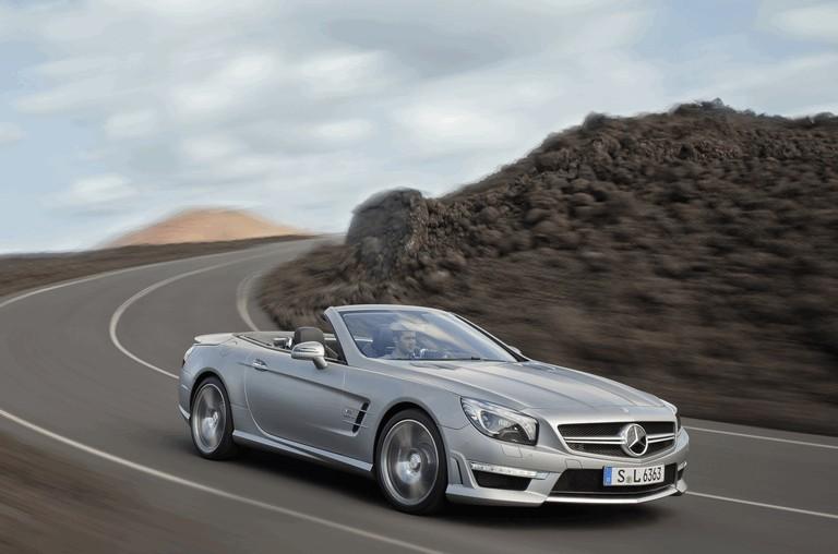 2012 Mercedes-Benz SL ( R231 ) 63 AMG 336381