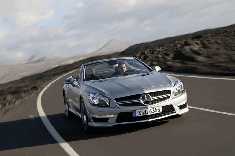 2012 Mercedes-Benz SL ( R231 ) 63 AMG 336382