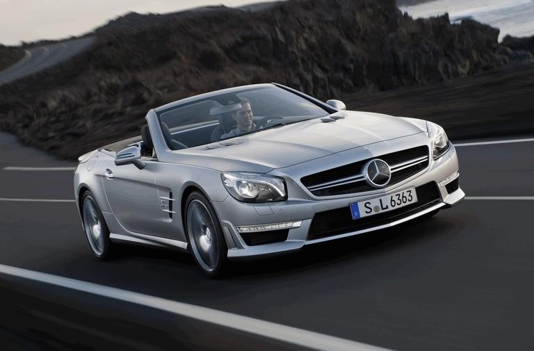 2012 Mercedes-Benz SL ( R231 ) 63 AMG 336383
