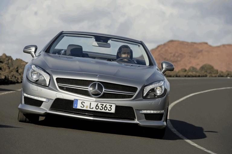 2012 Mercedes-Benz SL ( R231 ) 63 AMG 336384