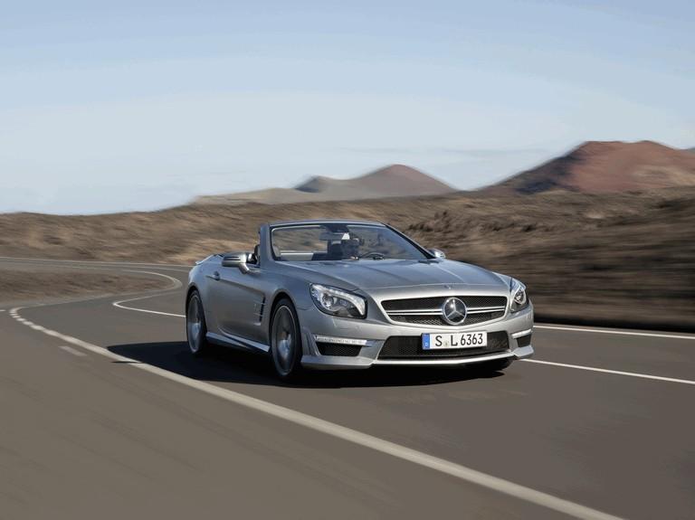 2012 Mercedes-Benz SL ( R231 ) 63 AMG 336385