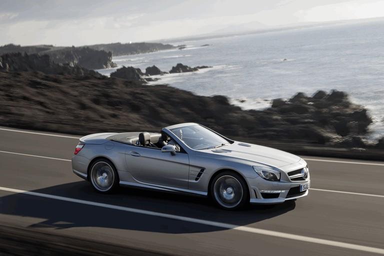 2012 Mercedes-Benz SL ( R231 ) 63 AMG 336386