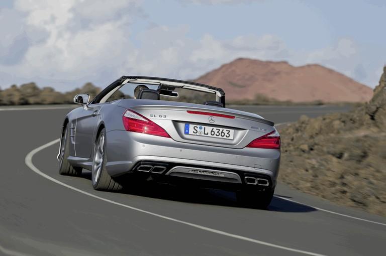 2012 Mercedes-Benz SL ( R231 ) 63 AMG 336388