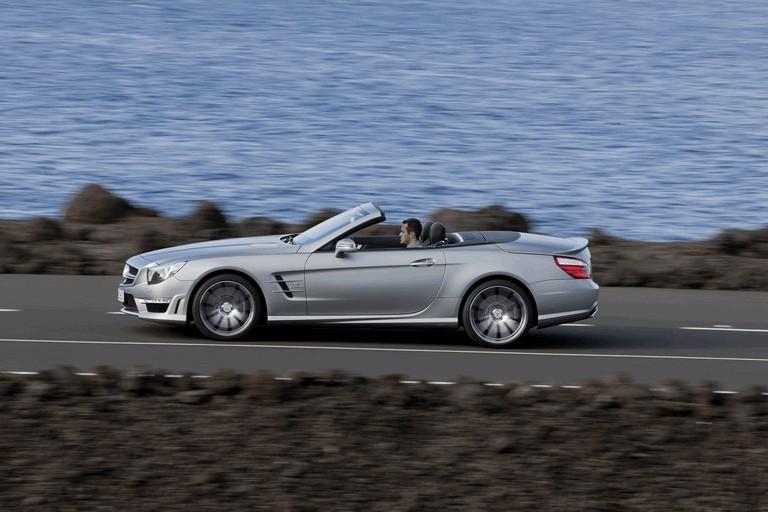 2012 Mercedes-Benz SL ( R231 ) 63 AMG 336389
