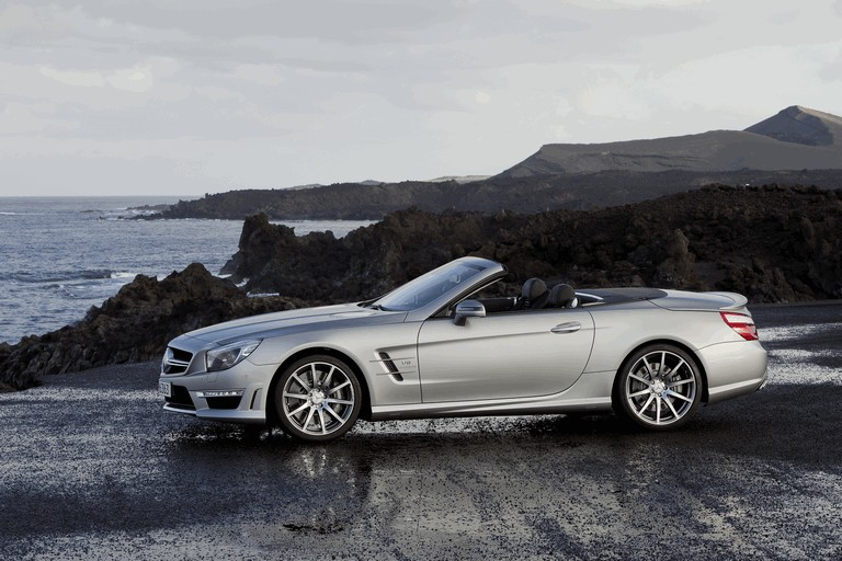 2012 Mercedes-Benz SL ( R231 ) 63 AMG 336393