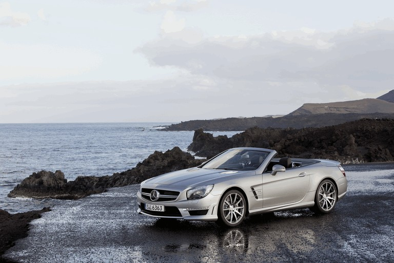 2012 Mercedes-Benz SL ( R231 ) 63 AMG 336394