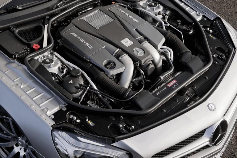2012 Mercedes-Benz SL ( R231 ) 63 AMG 336398