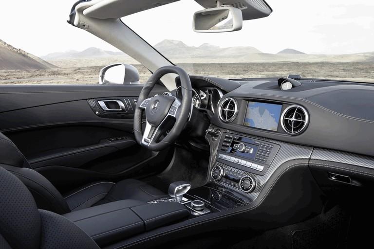 2012 Mercedes-Benz SL ( R231 ) 63 AMG 336400