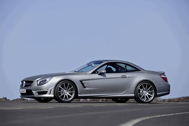 2012 Mercedes-Benz SL ( R231 ) 63 AMG 336402