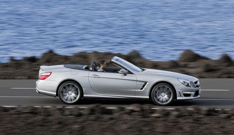 2012 Mercedes-Benz SL ( R231 ) 63 AMG 336409