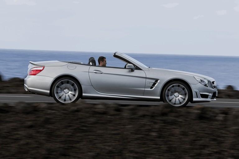 2012 Mercedes-Benz SL ( R231 ) 63 AMG 336410