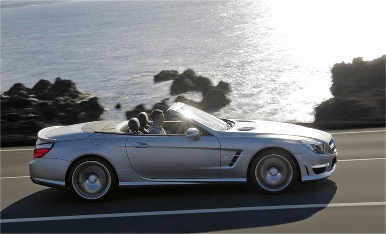 2012 Mercedes-Benz SL ( R231 ) 63 AMG 336411
