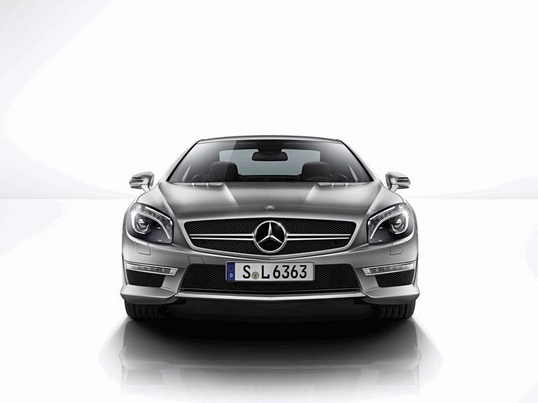 2012 Mercedes-Benz SL ( R231 ) 63 AMG 336412
